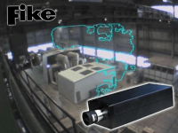 Fike Video Analytics Flame, Smoke and Oil Mist Detection System